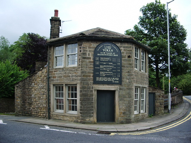 Toll House, Gisburn Road, Barrowford