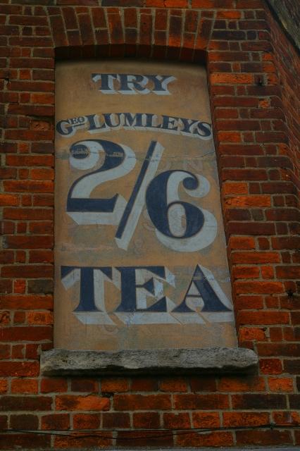 Lumley's Cheap Tea