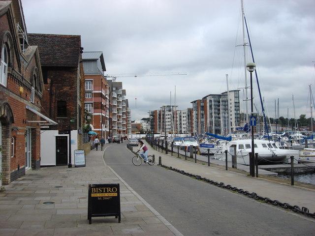 Coprolite Street, Ipswich