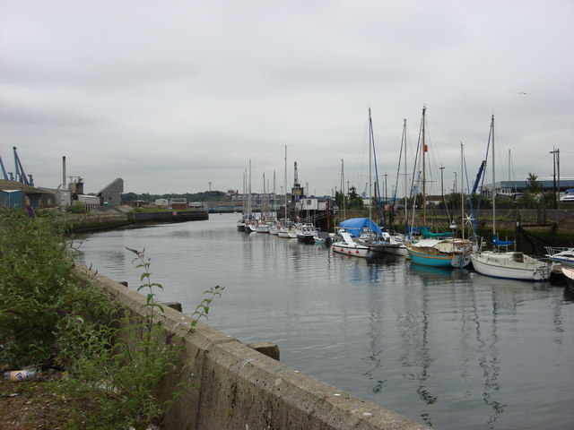 River Orwell, New Cut