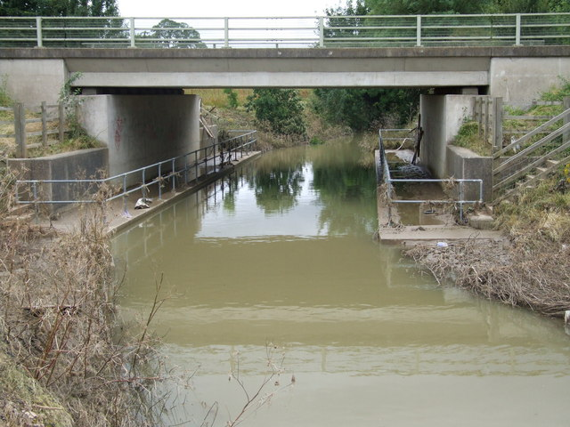 A46 bridge over River Isbourne