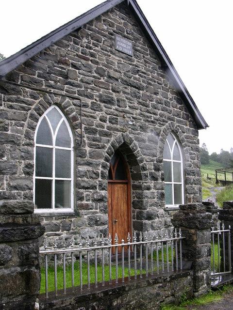 Bethesda Chapel, Llanymawddwy