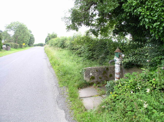 Pump Near Moortown and Crollege