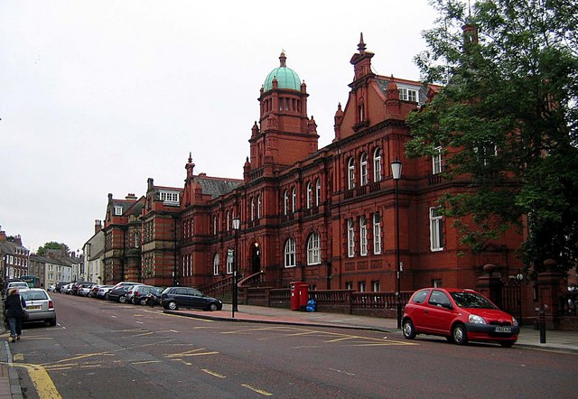 Old Shire Hall