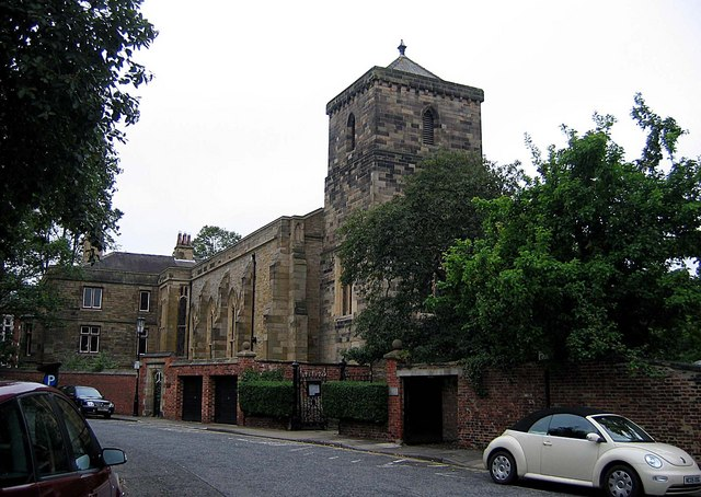 St Cuthbert's Roman Catholic Church