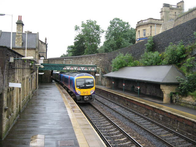 Mossley Station