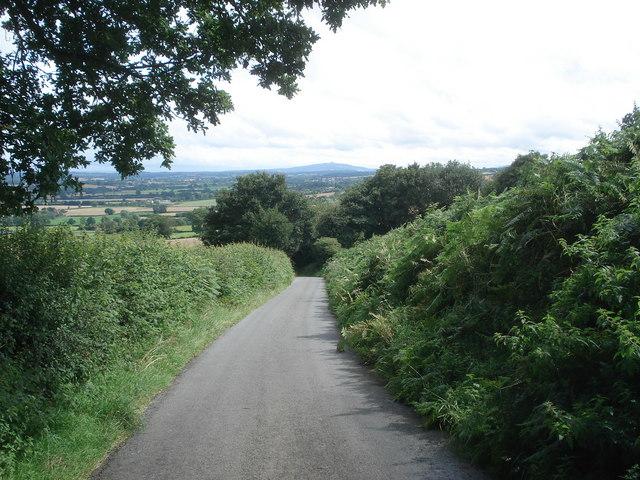 Lane near The Wonder