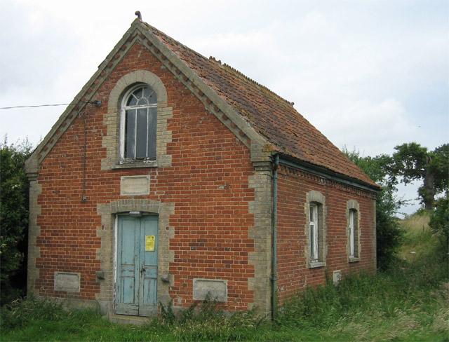 Primitive Methodist Chapel, Wickmere