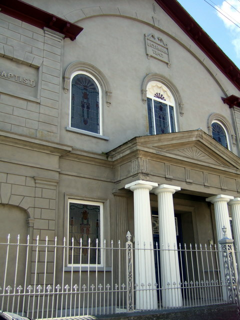 Bethania Chapel  frontage