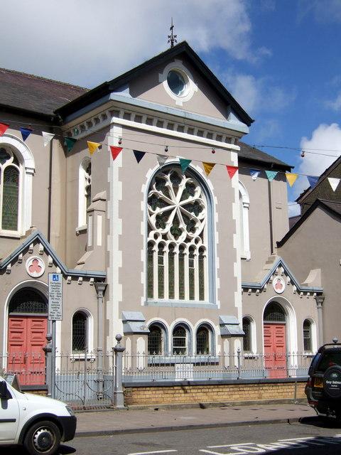 Tabernacl Eglwys Bresbyteriadd Cymru