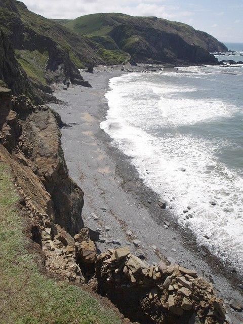 Speke's Mill Beach