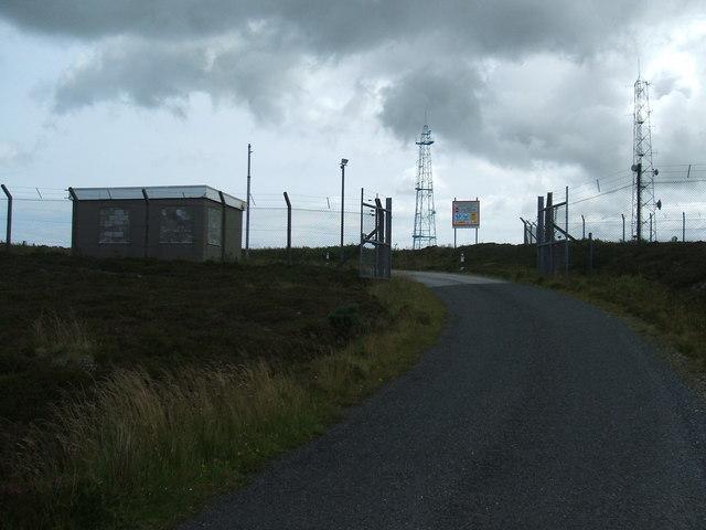 Mormond Hill Communications Base