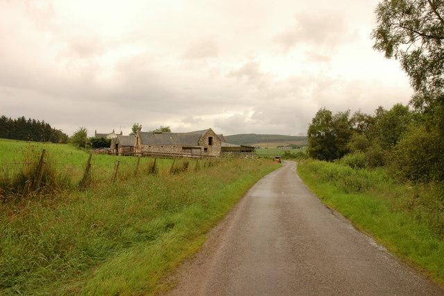 Dalnacloich Farm