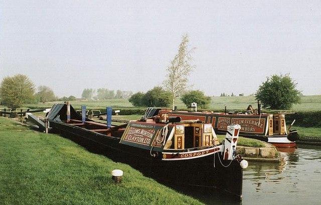 2004 : Hilmorton Top Lock