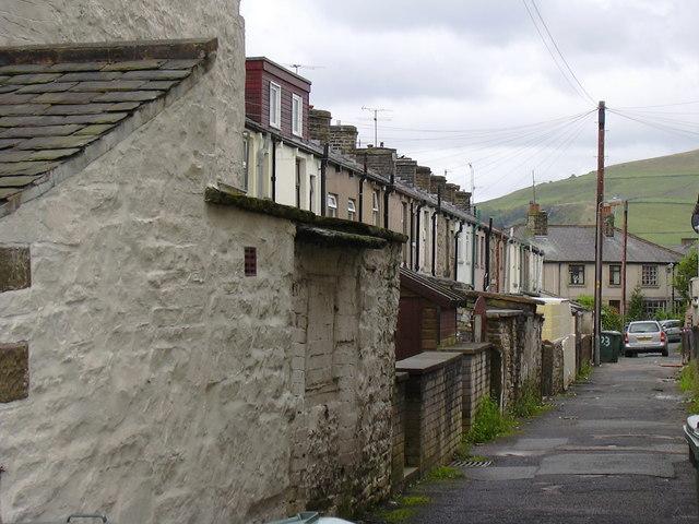 Back Beech Street