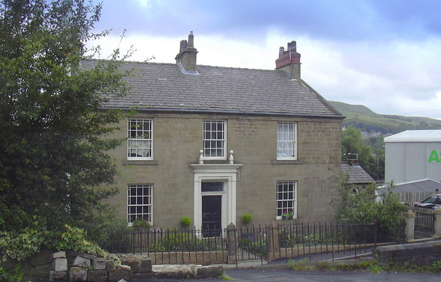 Restored House, Tup Bridge