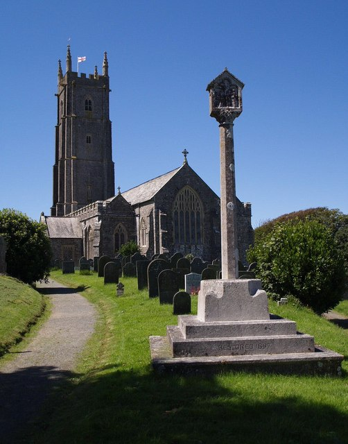 St Nectan's church, Stoke