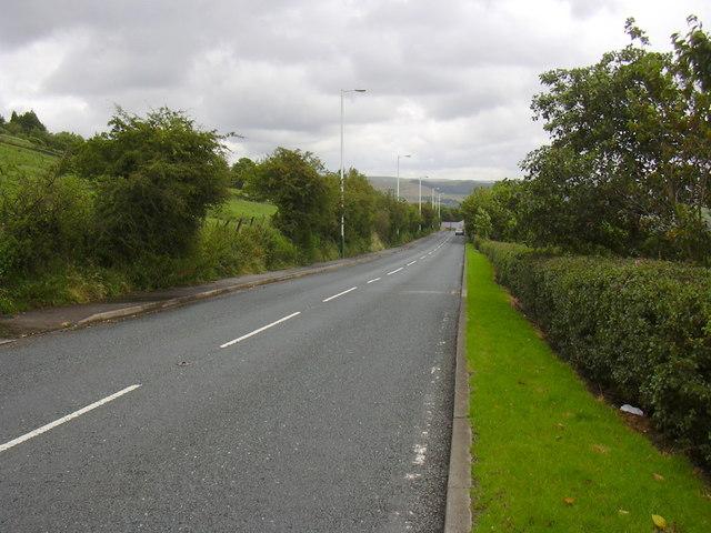 Haslingden Old Road