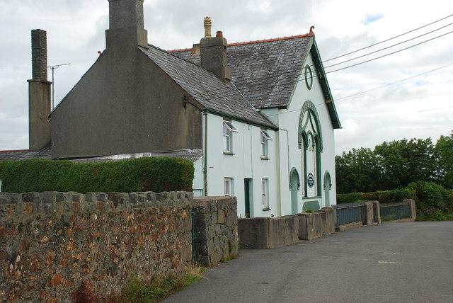 Capel a Thŷ Capel Bethel Penrhos Chapel and Chapel House