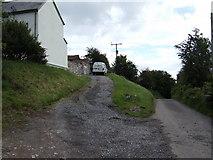 SO2808 : Castell Fferwynt by Jonathan Billinger