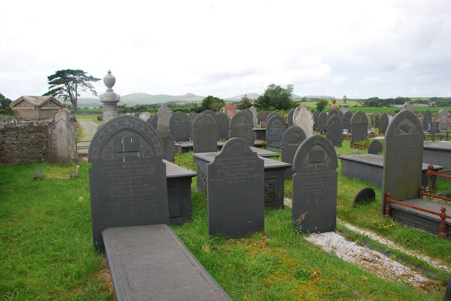 Mynwent Capel Bethel Penrhos Bethel Chapel burial ground