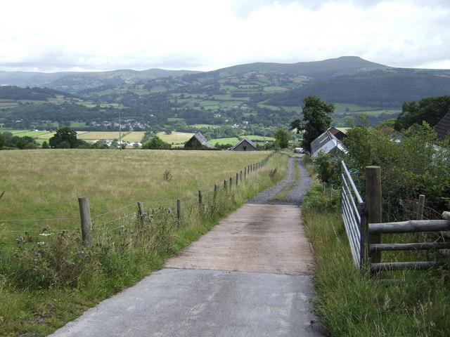 Church Farm, Llanelly