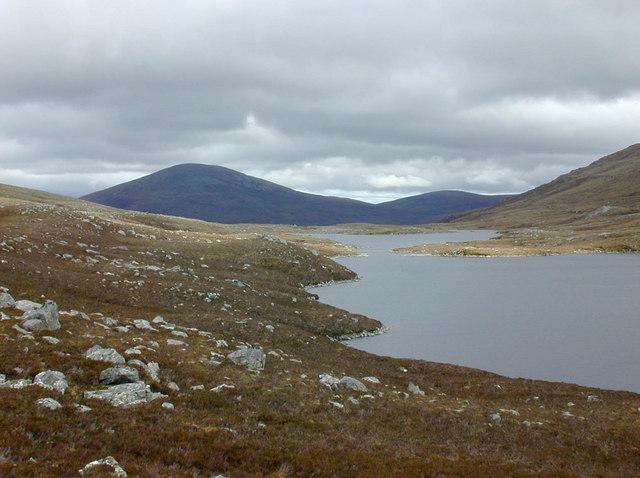 Loch Sgeireach