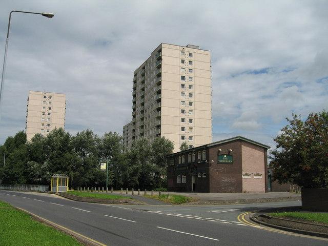 Haswell Drive, Stockbridge Village
