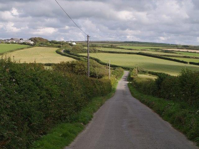 Lane to Yapham Cross