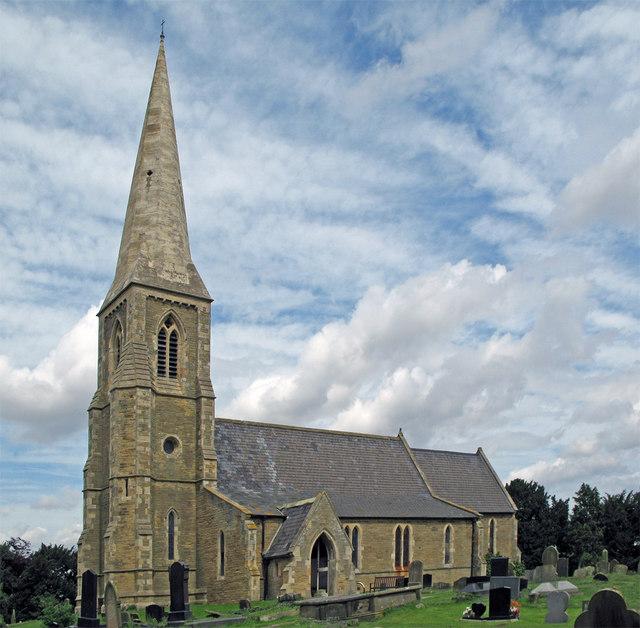 Church of St. Oswald, Luddington