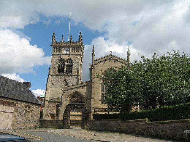 Parish Church of All Saints, Wigan