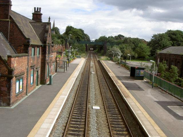 Frodsham Railway Station