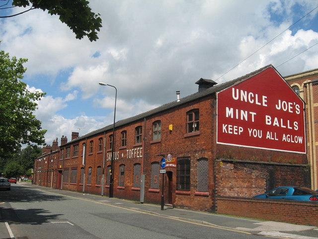 Uncle Joe's Mint Balls Factory