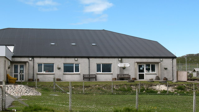 Timsgarry Community Centre and School