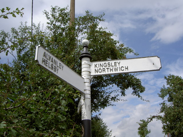 Old Signpost.