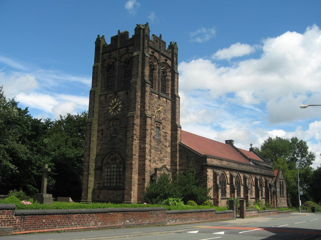 St Paul's Church, Goose Green