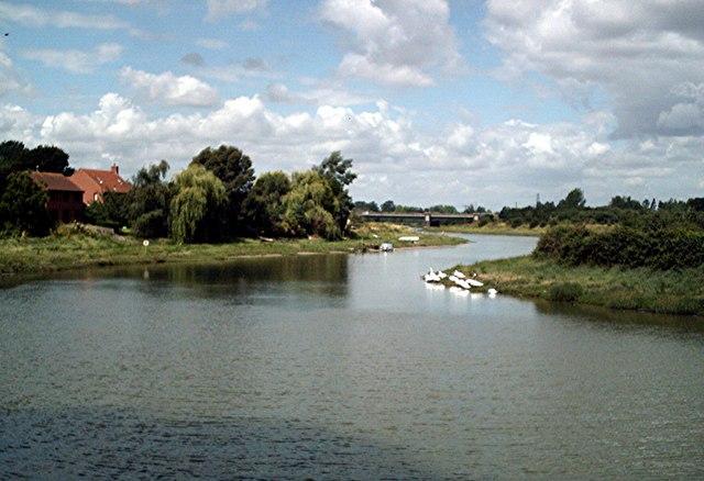 Tidal Chelmer, Maldon