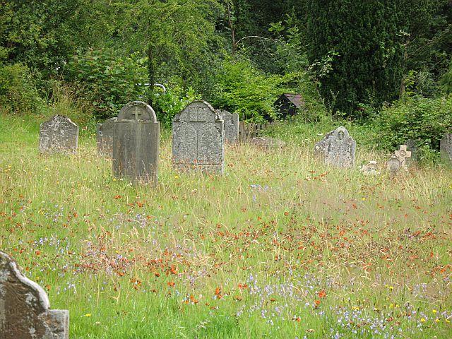 Churchyard, Norton