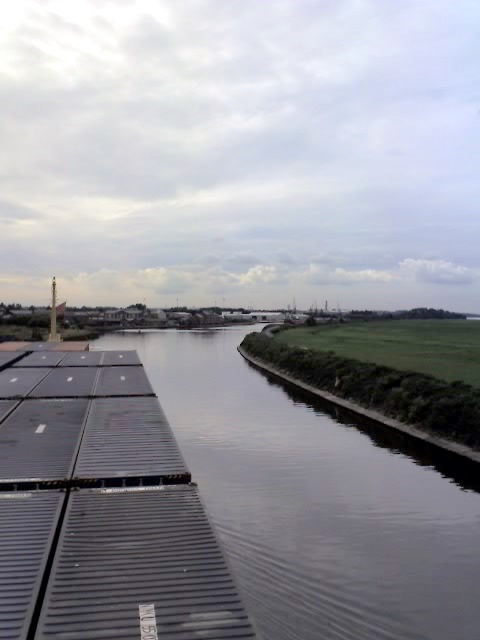 Dry Dock bend