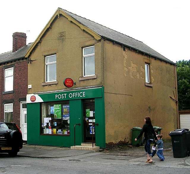 Post Office - Wood Lane