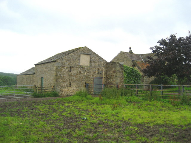 Barn at Cow Myers