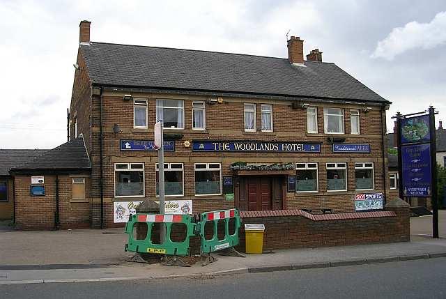 The Woodlands Hotel - Wood Lane