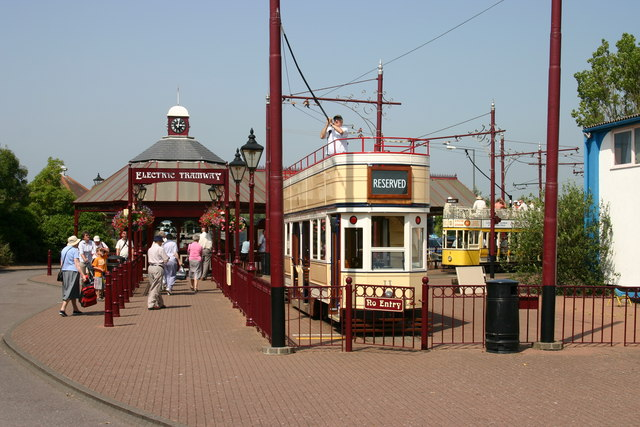 Seaton Electric Tramway Terminus