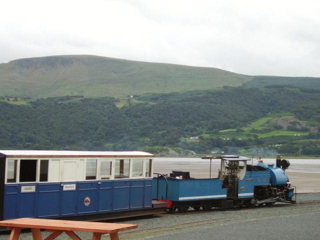 Fairbourne Railway Steam Locomotive