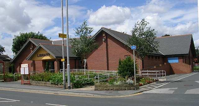 Rothwell Library - Marsh Street