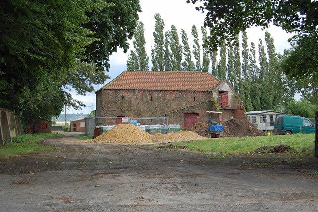 Barn Conversion in Luddington