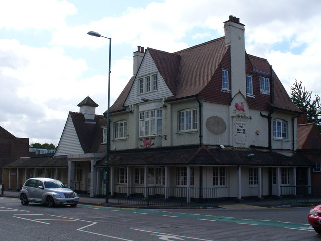 The Red Lion, Tolworth