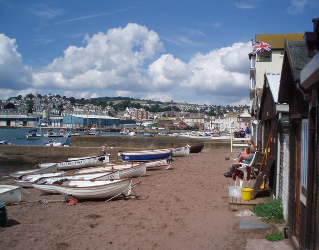 The Shore at Teignmouth