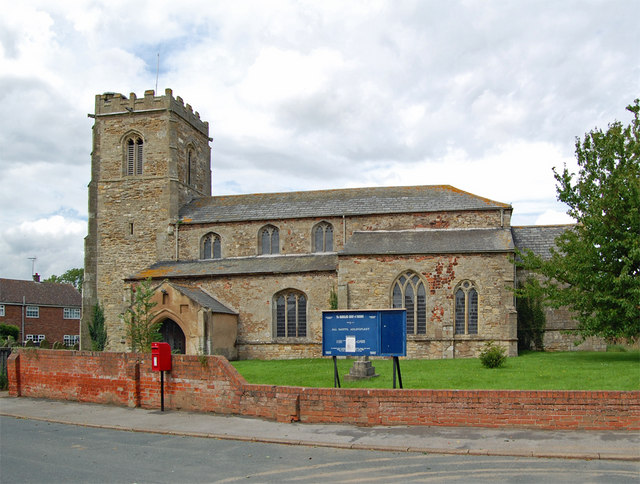 All Saints Church, Adlingfleet