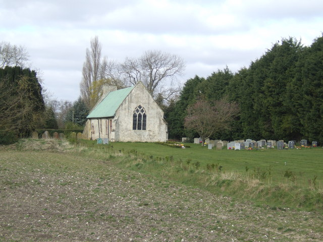 St. Botolph's church, Shingham